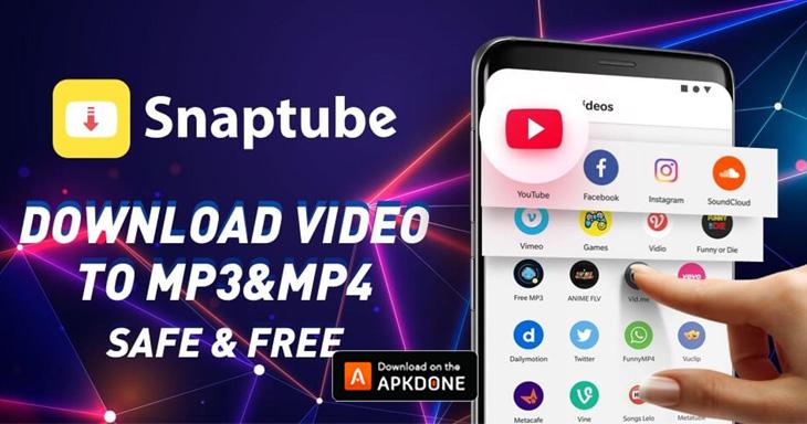 Snap Tube Mod Apk