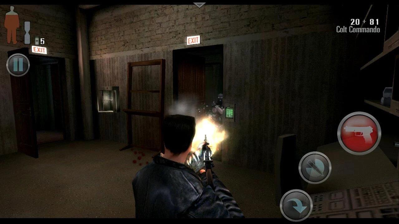 Max Payne MOD APK