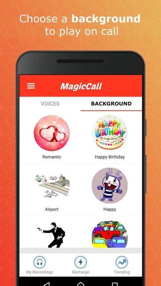 Magic Call Premium Mod apk