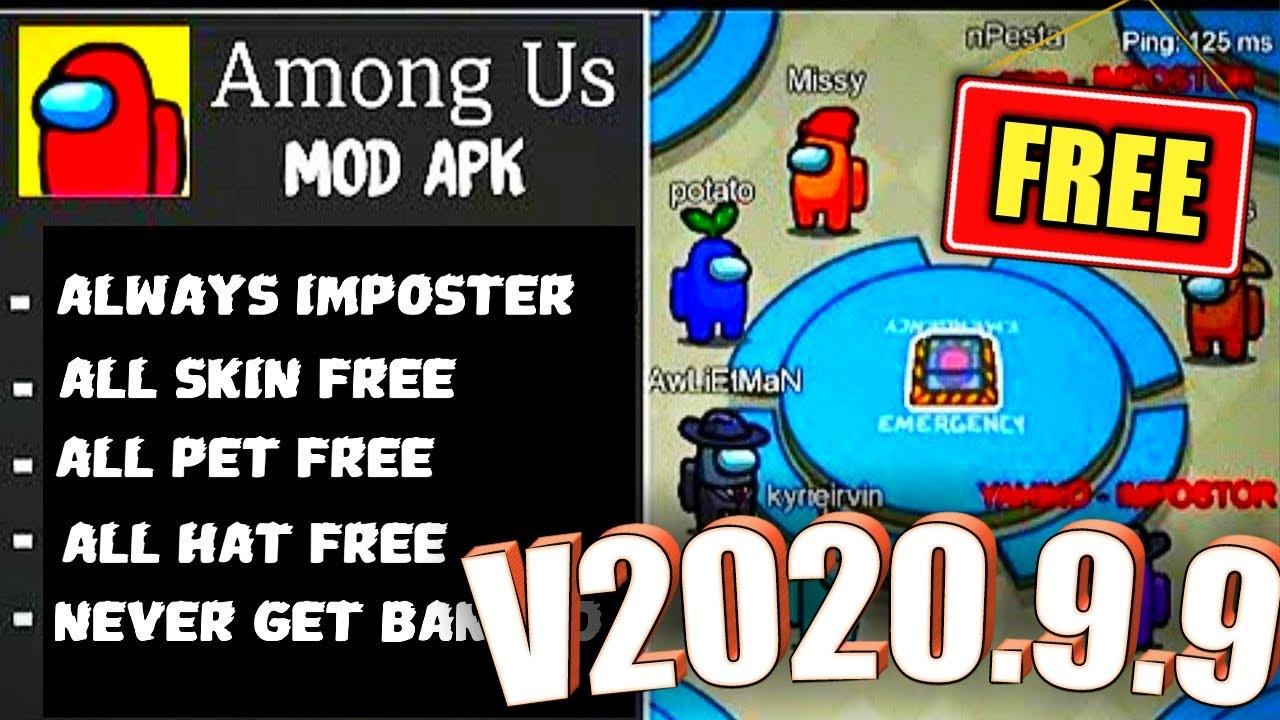among us mod menu