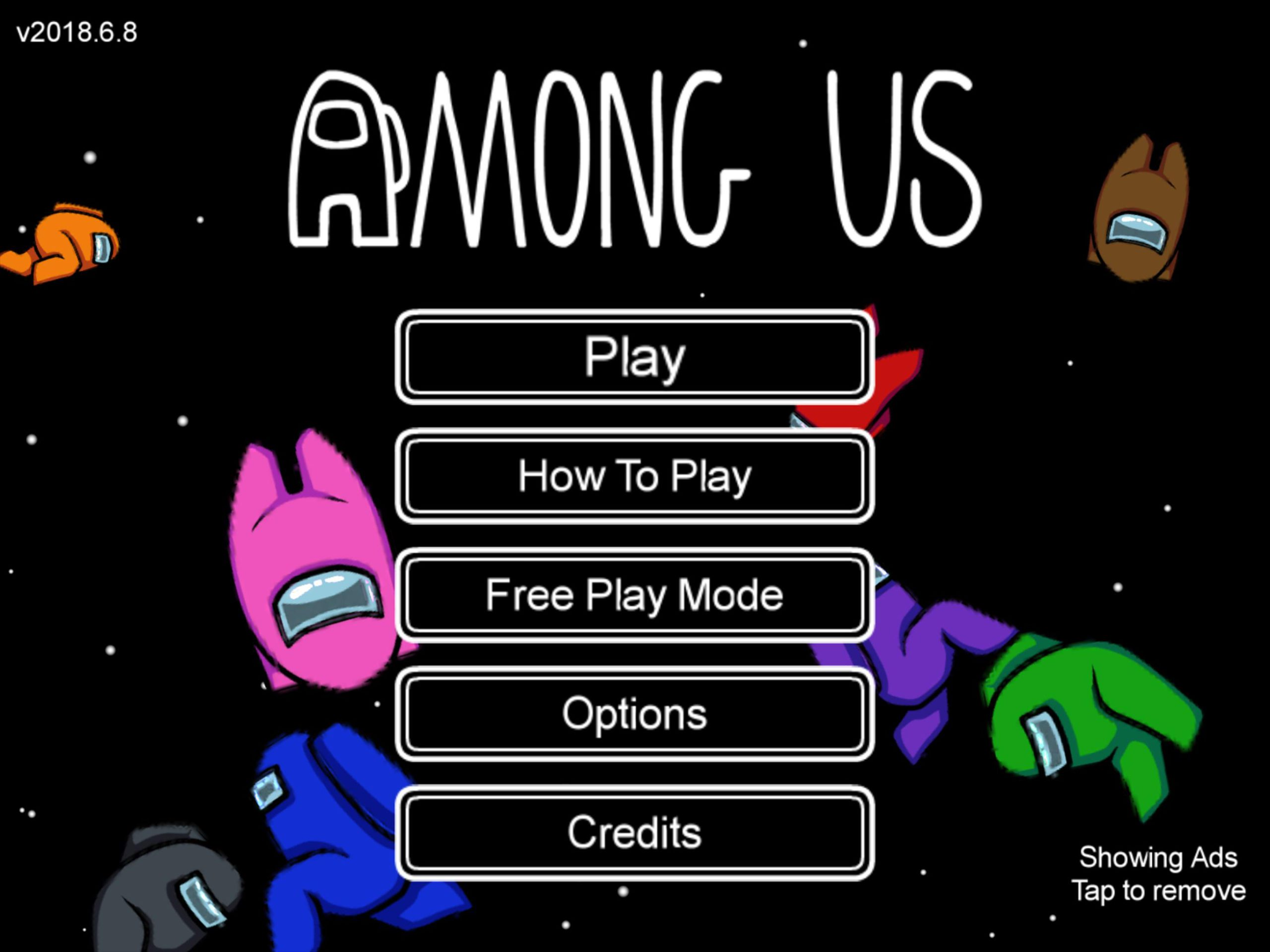 among us mod hack