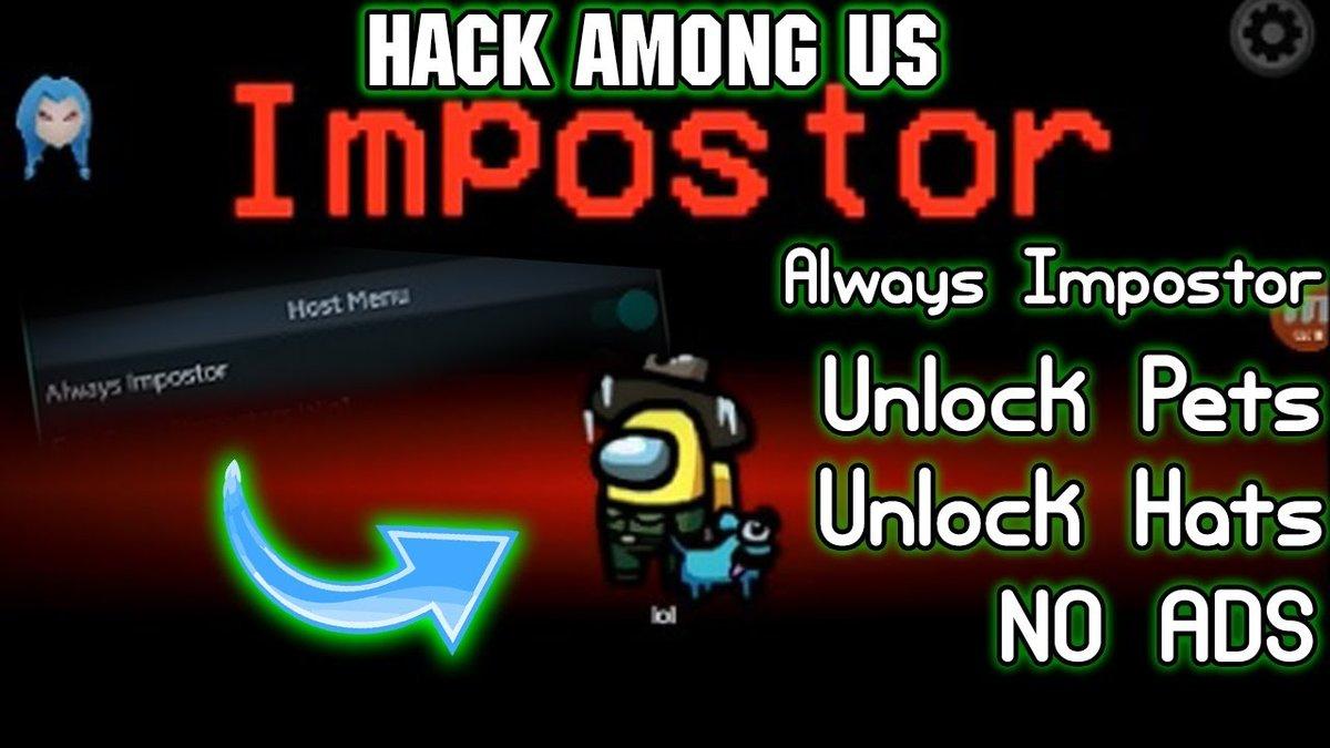Among us mod hack