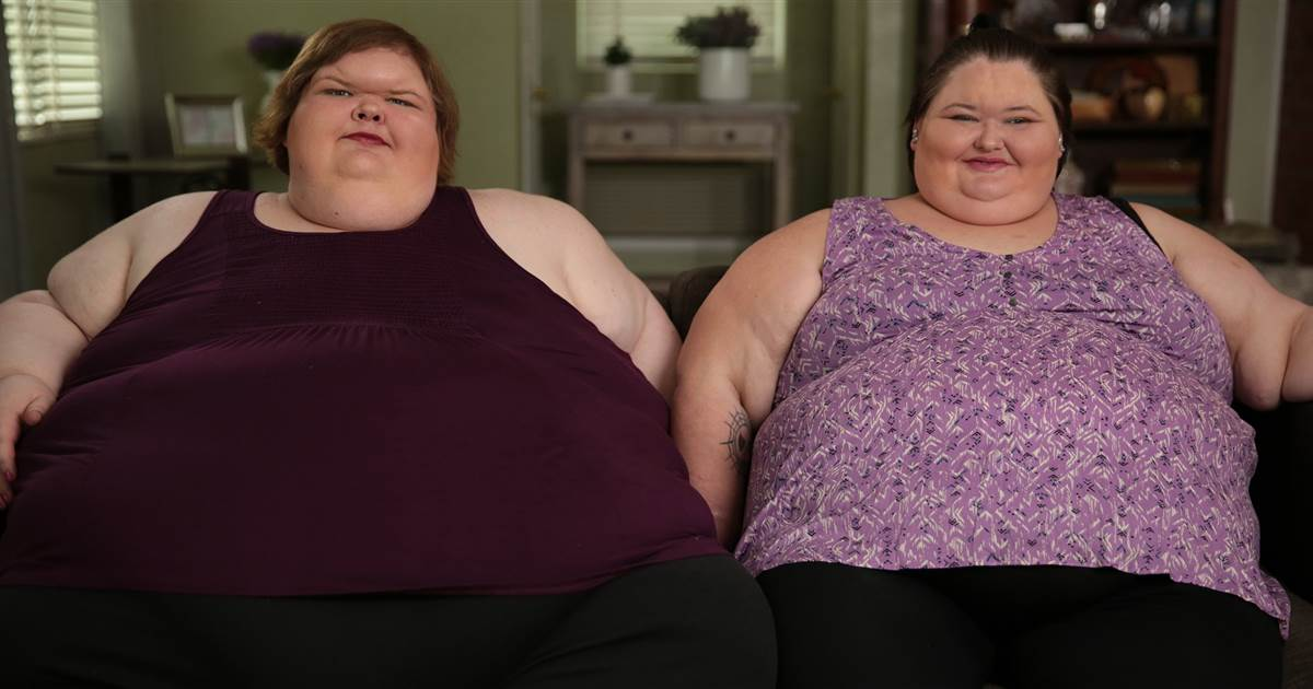 1000 pounds sisters