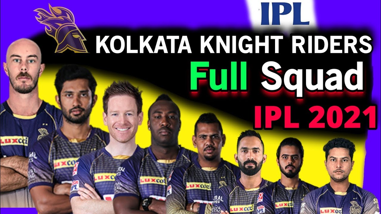 IPL Kolkata Knight Riders 2021