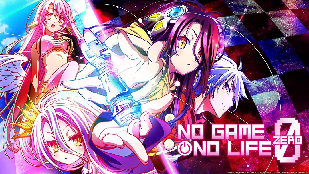 Anime Like No Game No Life