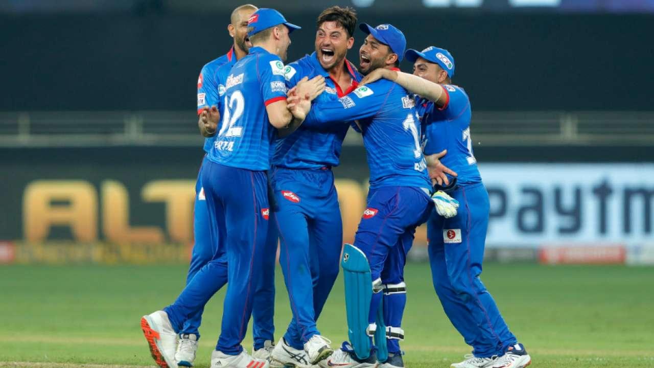 IPL 2021 Delhi Capitals