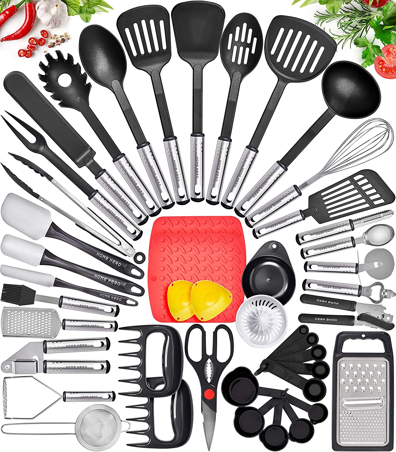 Best Kitchen Utensils Set