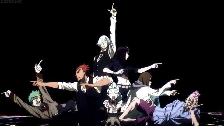 Anime like Death Note