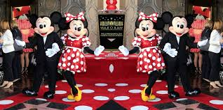 Are Minnie and mickey twins
