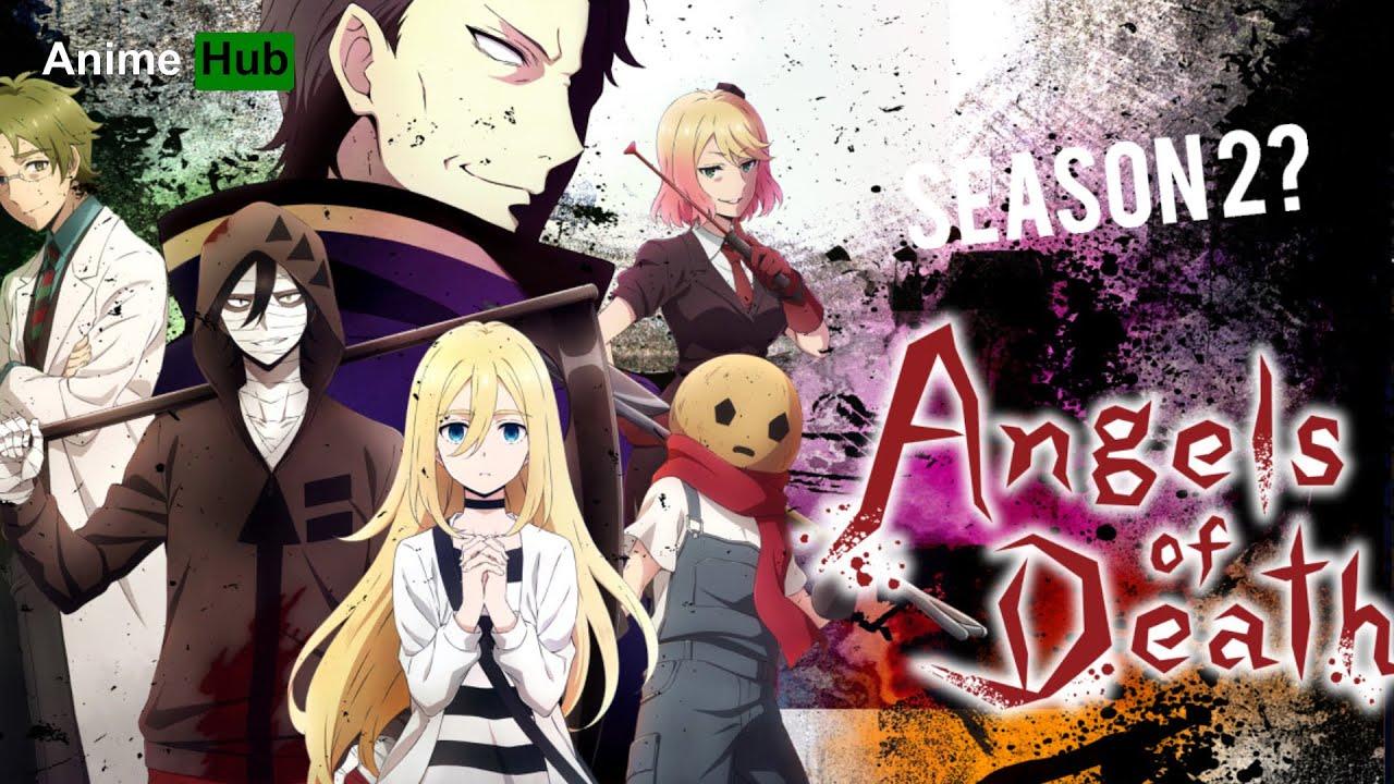 Angels of Death Season 2