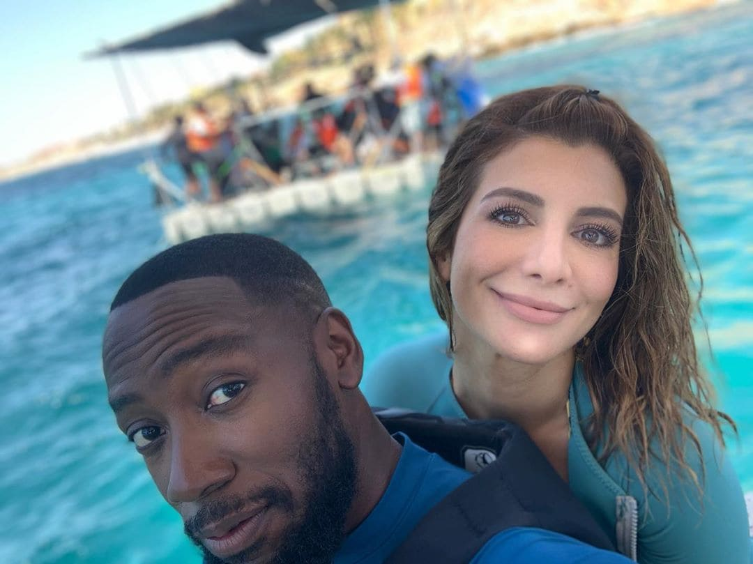 Nasim Pedrad Husband