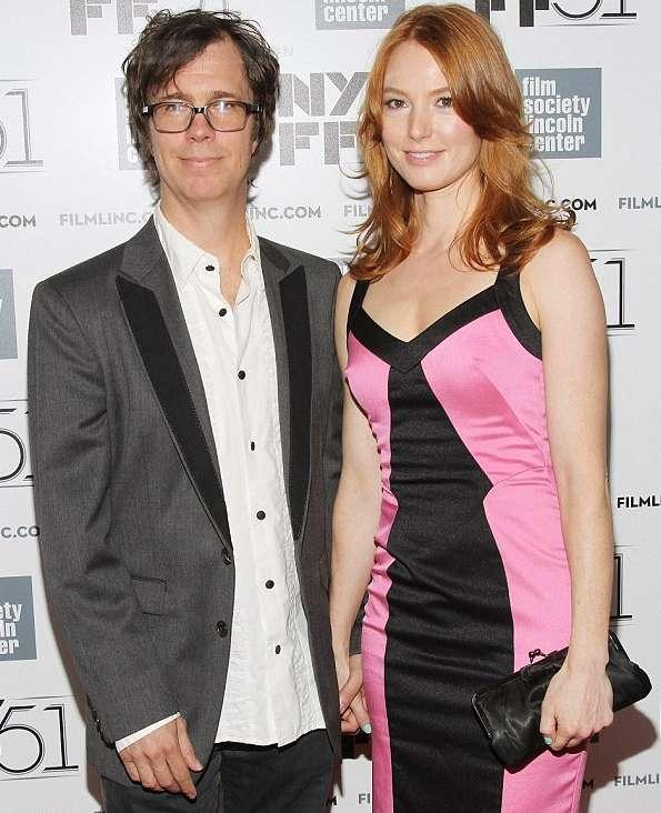 Alicia Witt husband