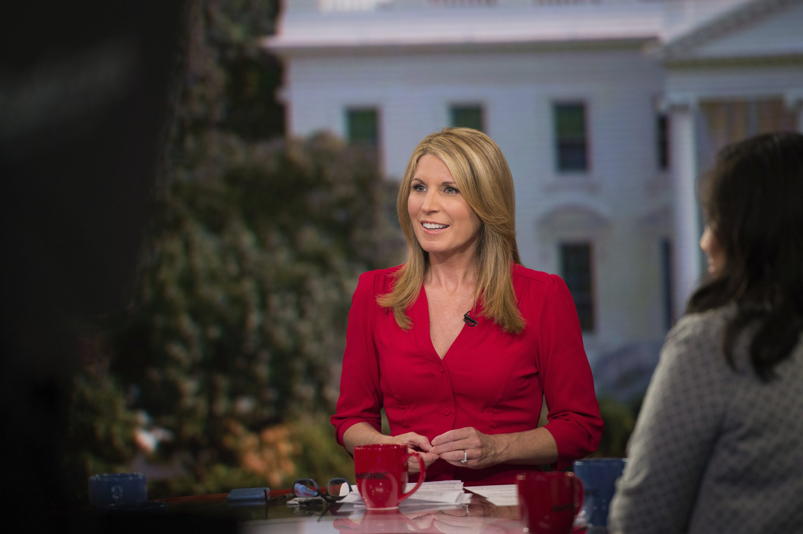 Nicolle Wallace And Micheal Schmidt