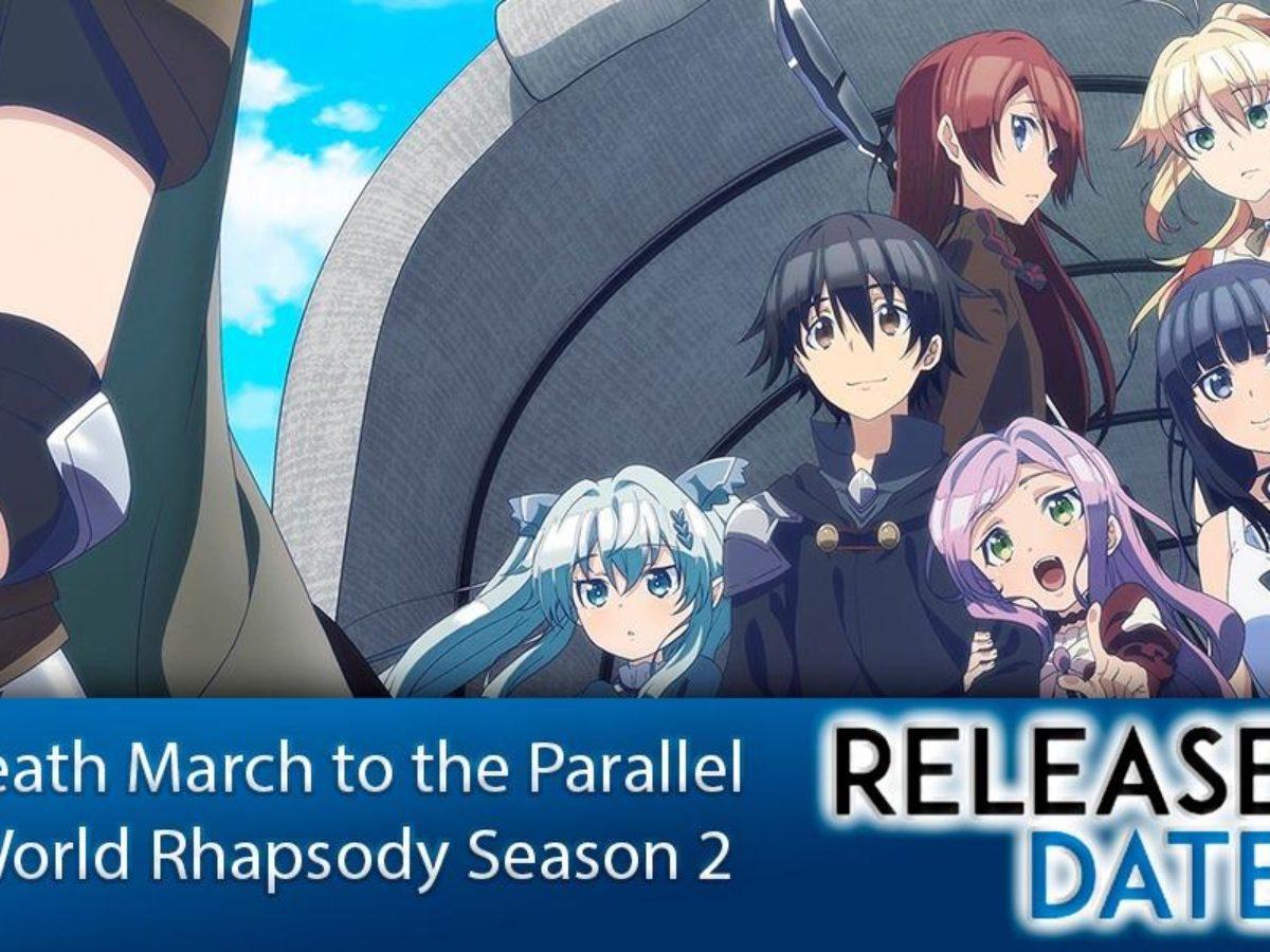 Death March To The Parallel World Rhapsody season 2