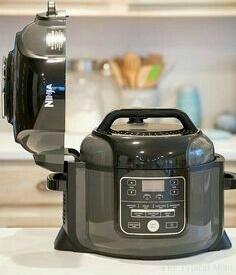 Ninja foodie tender-crisp pressure cooker