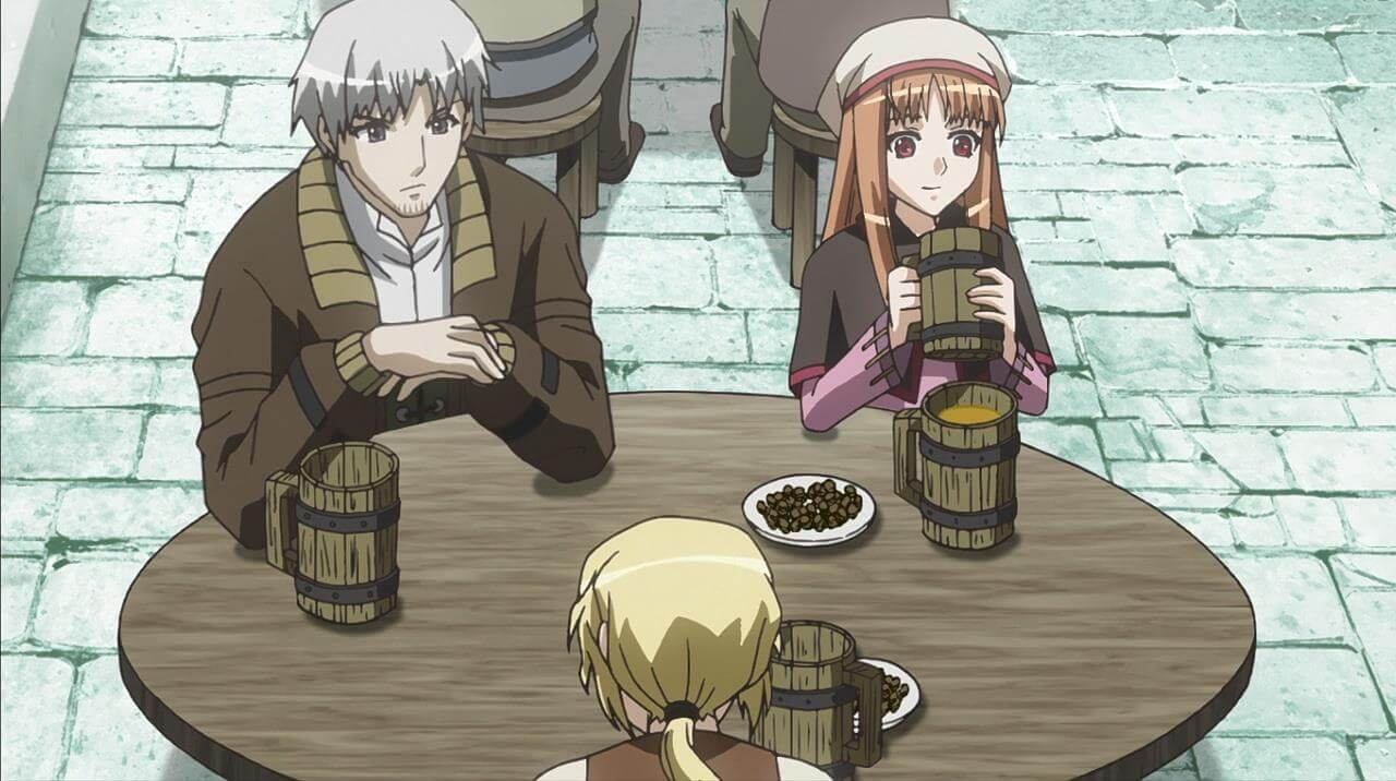 Spice And Wolf Season 3