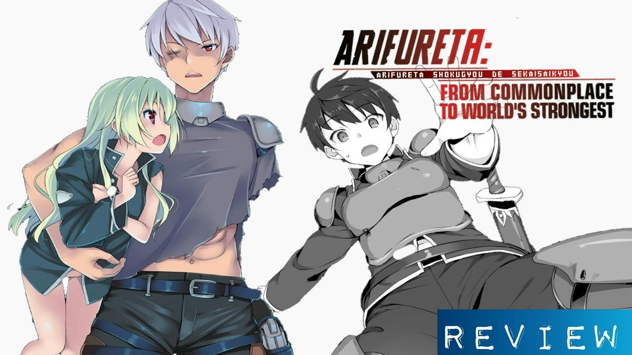 Anime like rising of the shield hero