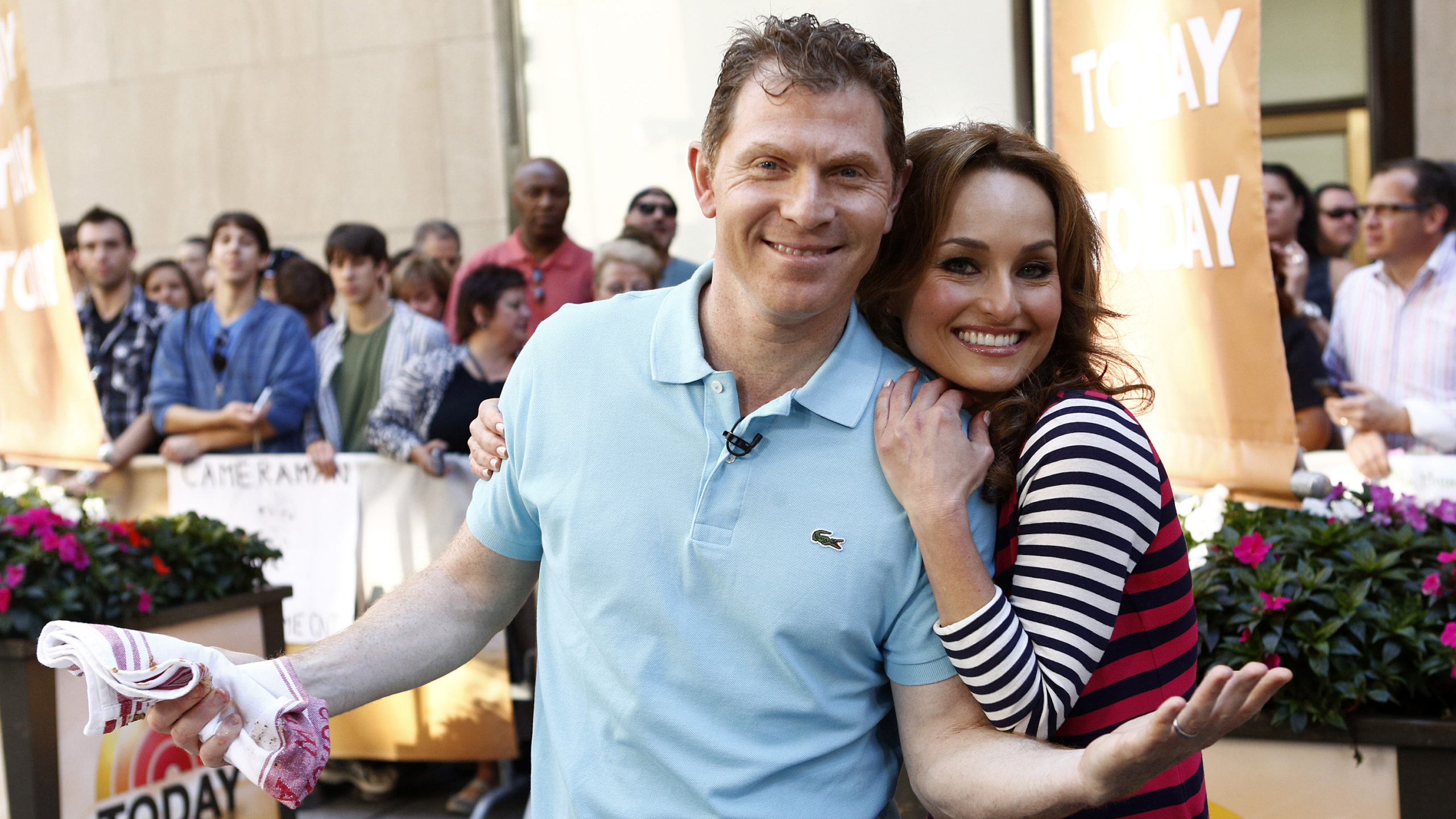 Is Bobby Flay Married