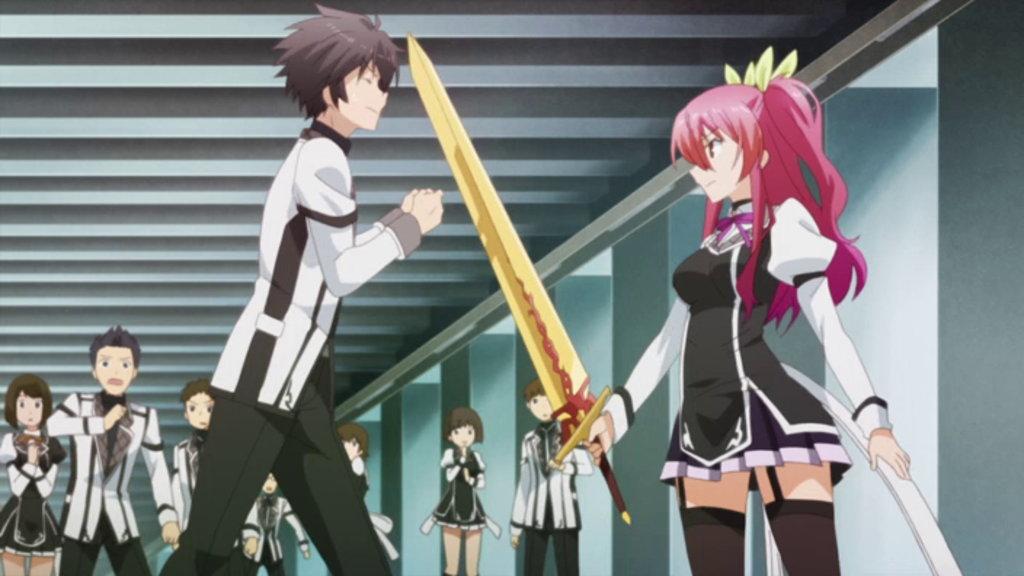 Anime like Irregular at magic high school