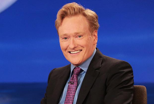 Conan O'Brien Wife