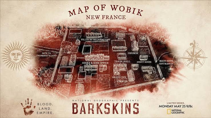 Map of wobik