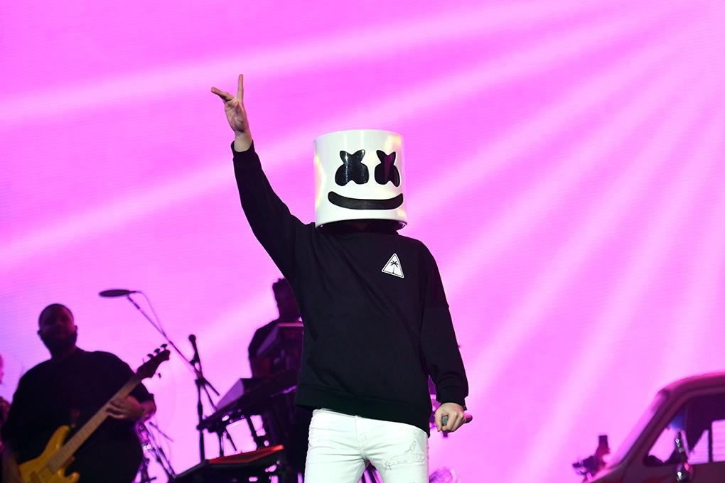 Who is Marshmello