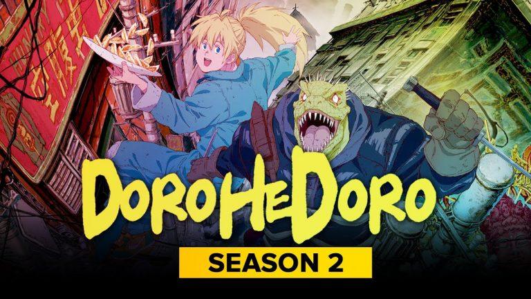 Dorohedoro Season 2