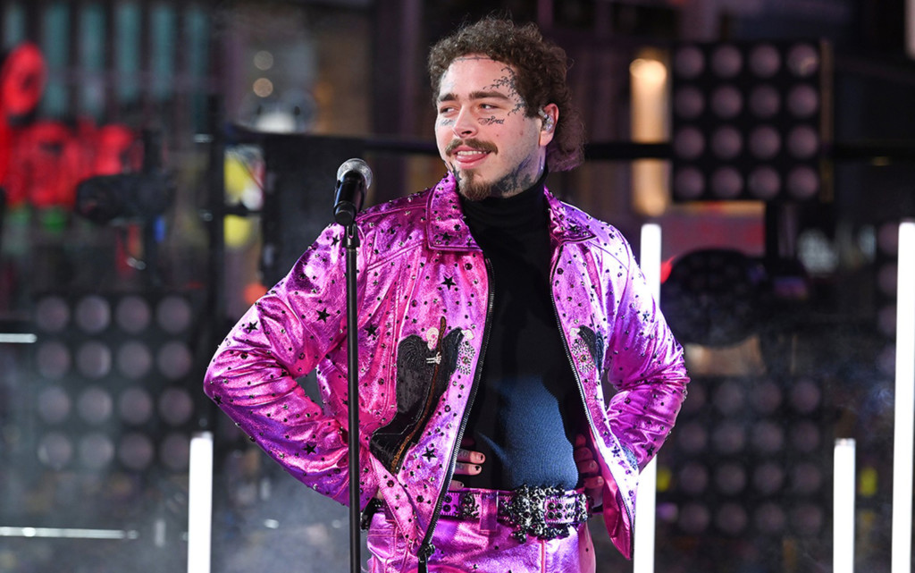 Is Post Malone Gay