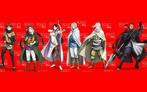 The Heroic Legend of Arslan Season 3