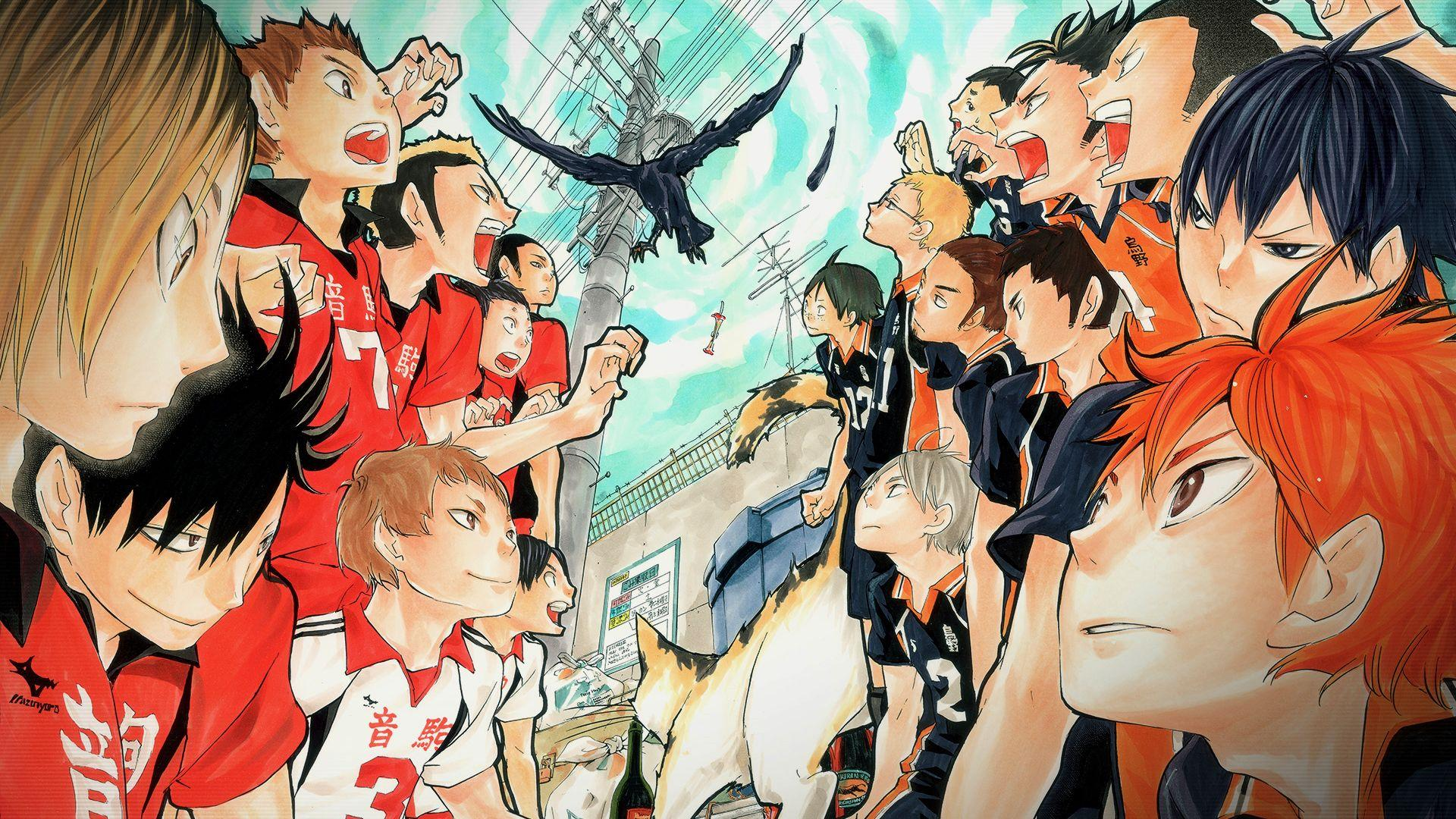 Haikyuu season 5