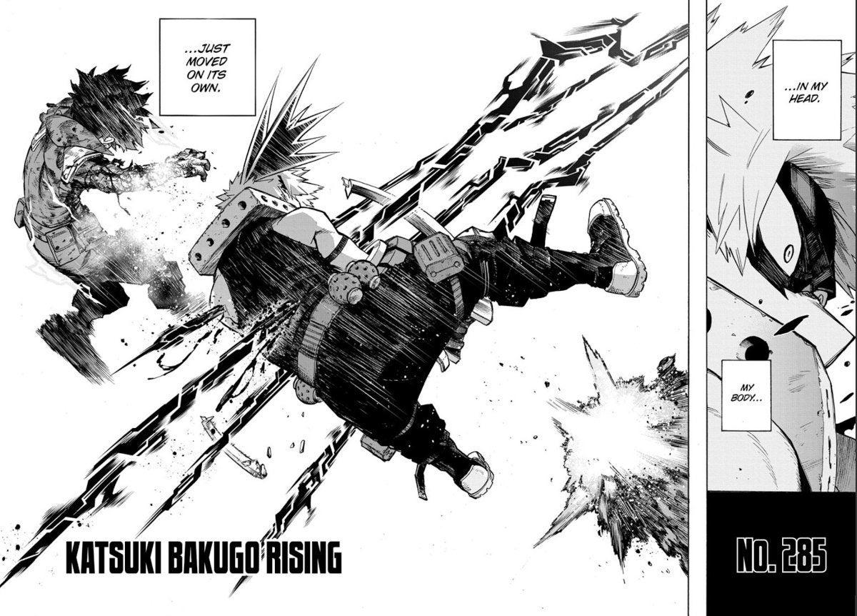 Does Bakugou Die