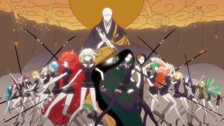 Houseki no Kuni Season 2