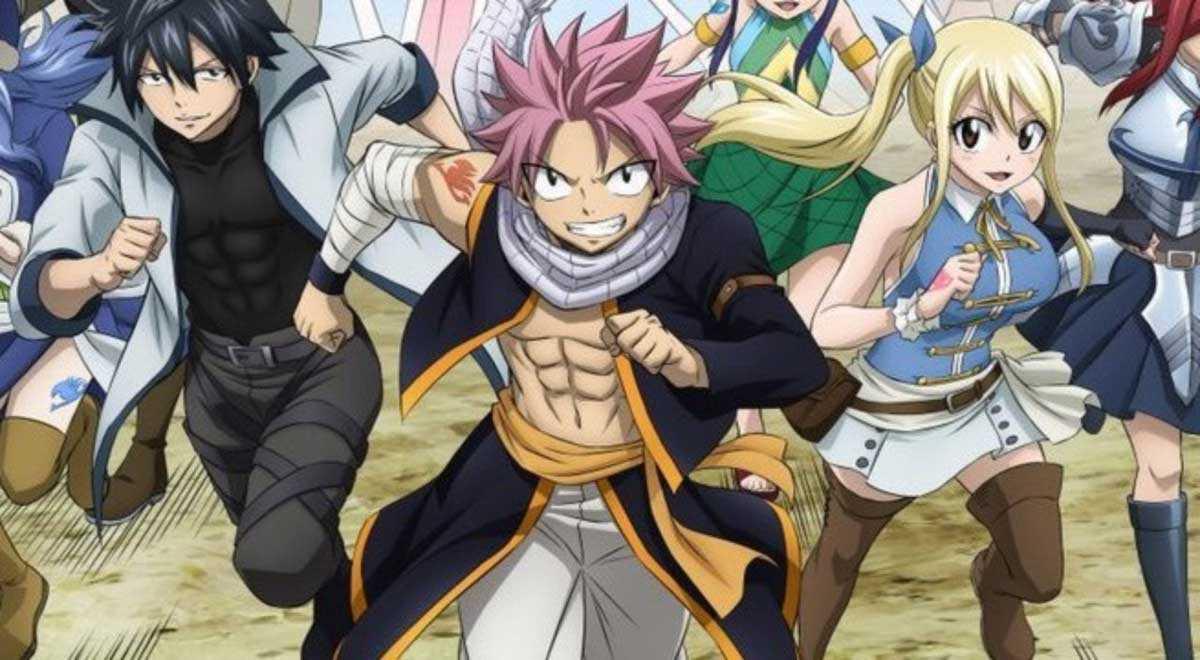 Fairy Tail Season 10
