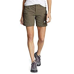Cargo Shorts with Zipper Pockets