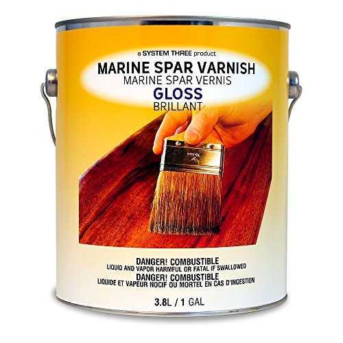 Best marine spar varnish