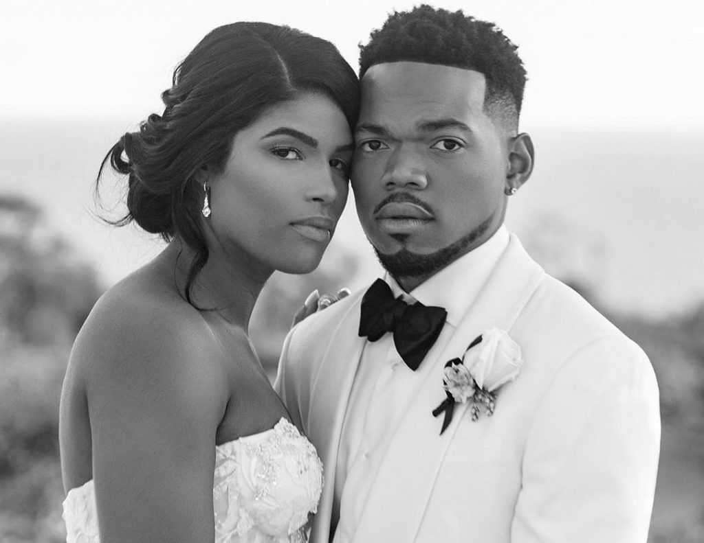 Chance The Rapper Wife