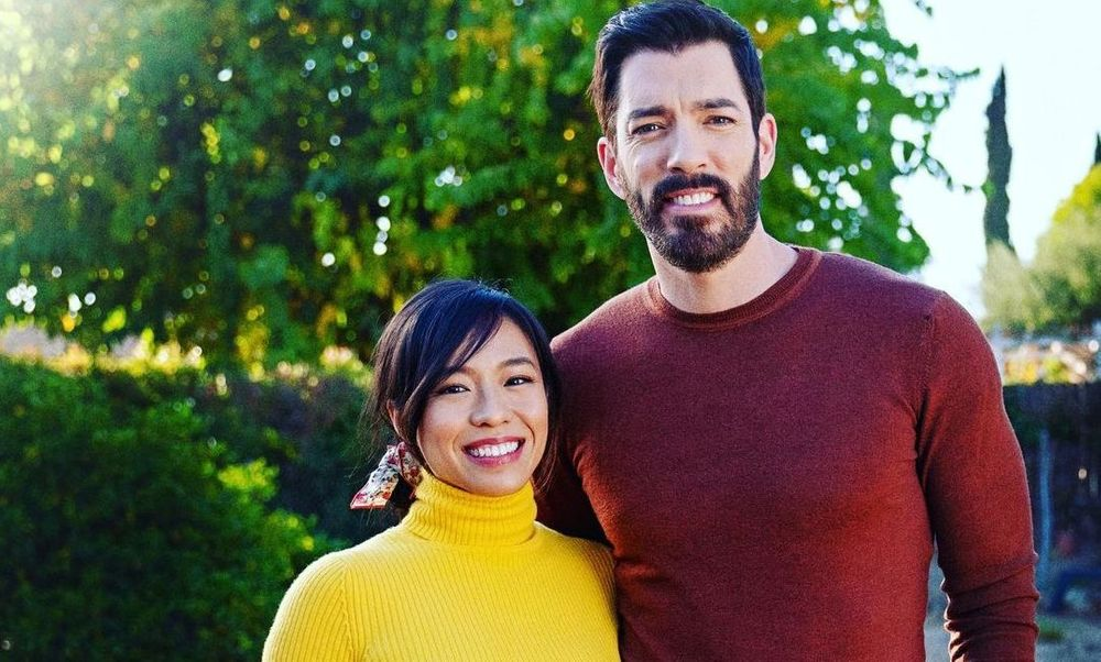 Property Brothers married