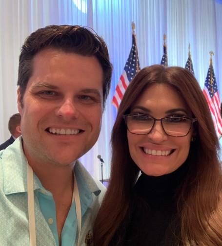 Matt Gaetz Wife