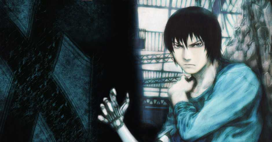Anime Like Ergo Proxy