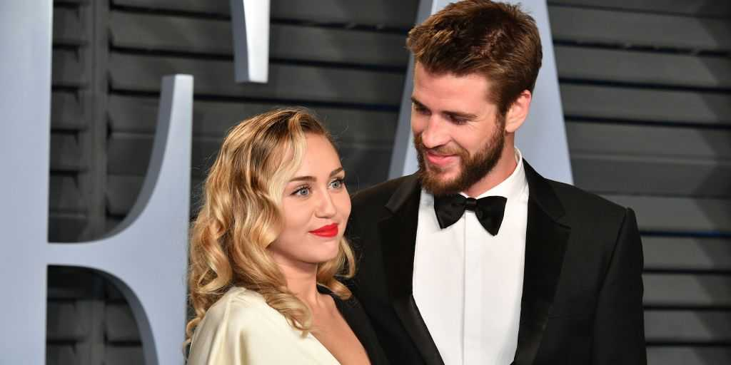Miley Cyrus and Liam Back Again