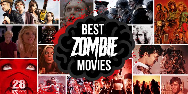Top 5 zombie movies on Netflix