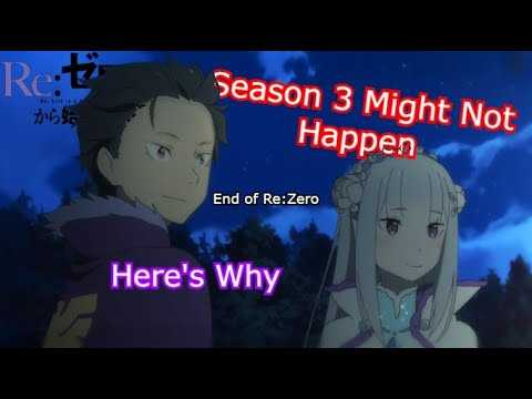 Re Zero Season 3