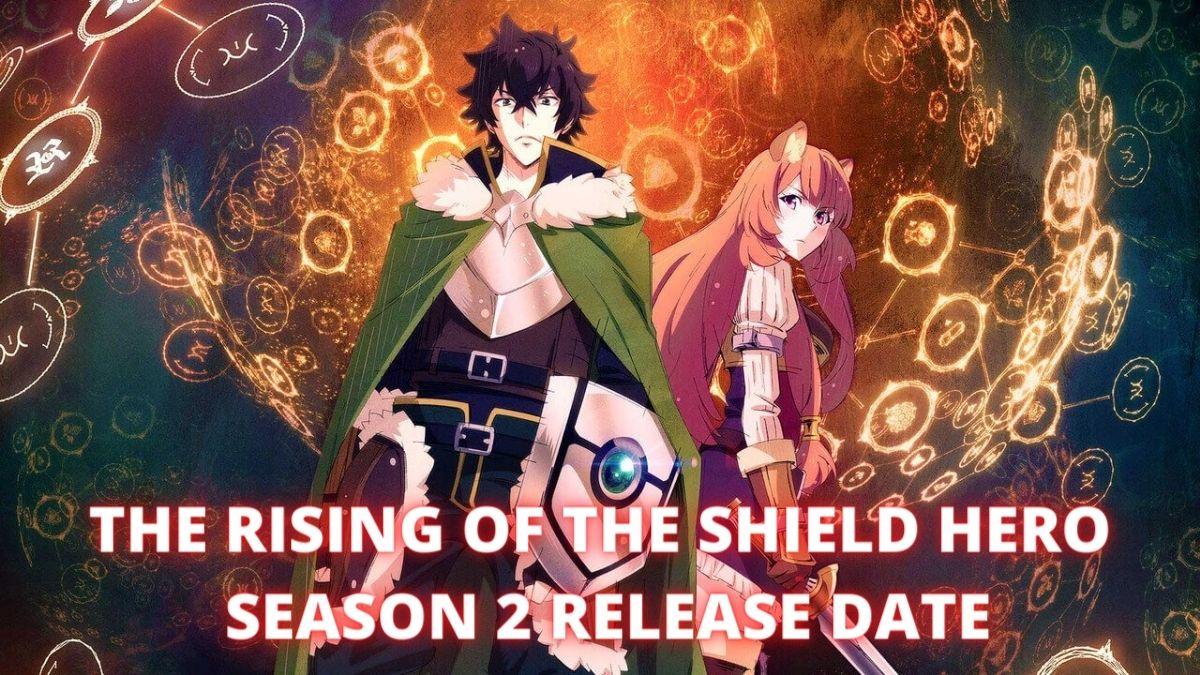 The Shield Hero Season 2