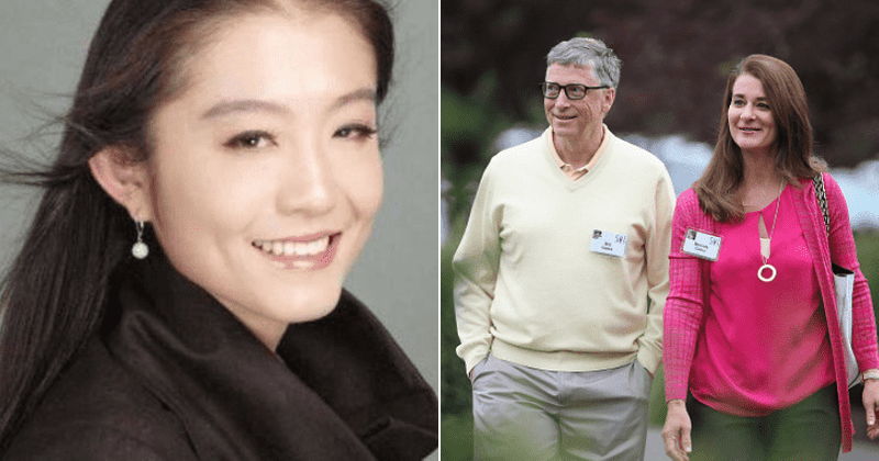 """Melinda Heartbroken! After She caught Bill Gates Cheating from long time  with Interpreter Zhe """"Shelly"""" Wang - Insta Chronicles"""