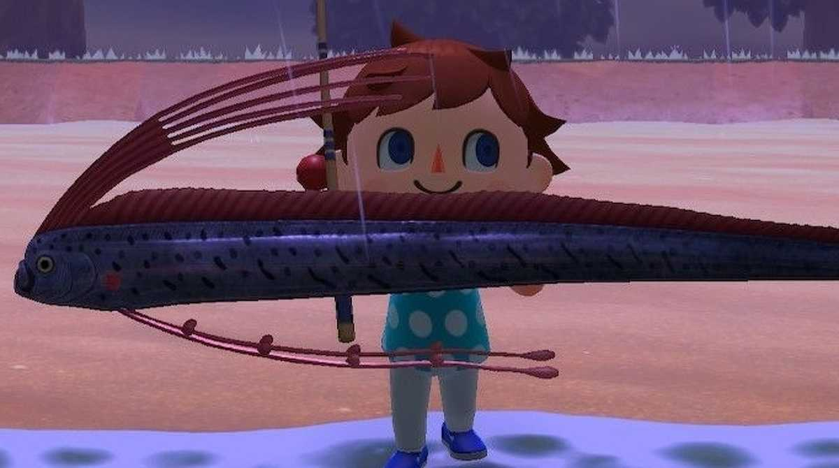 Rare Fish in Animal Crossing