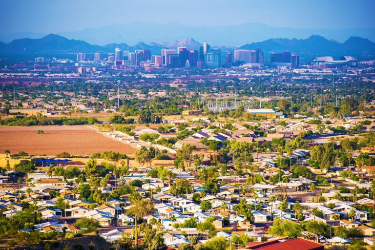 Best place to live in Arizona