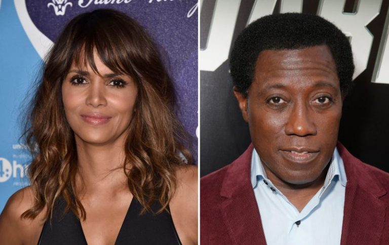 Wesley Snipes Halle Berry
