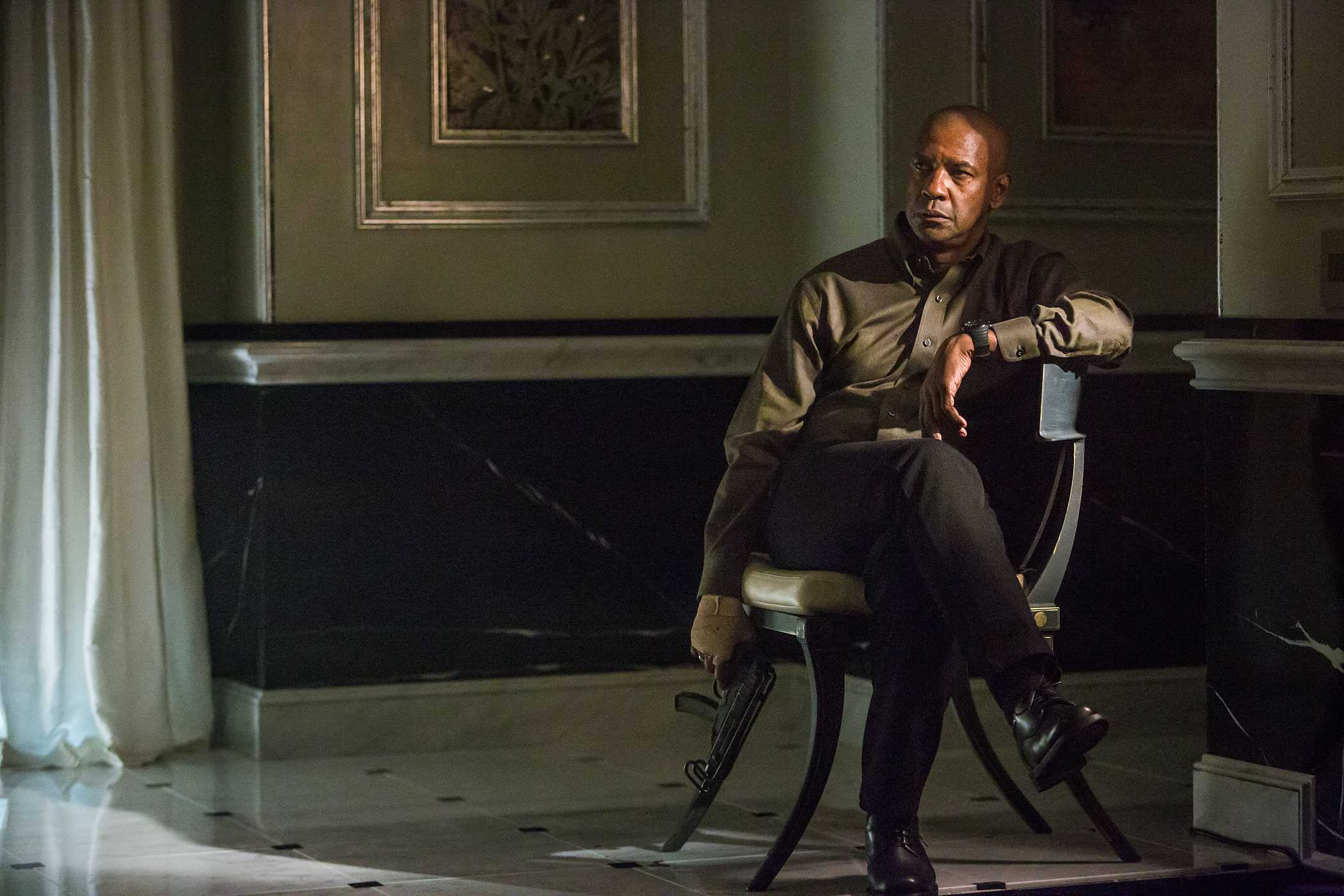The Equalizer 3
