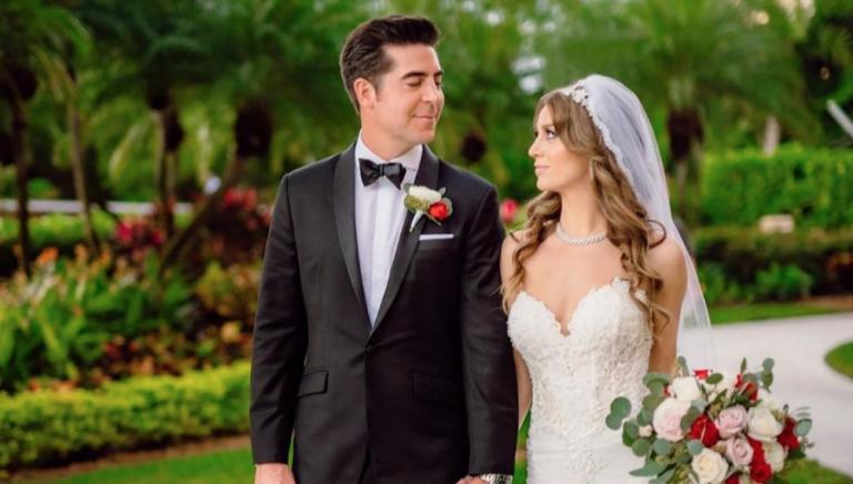 Jesse watters wedding