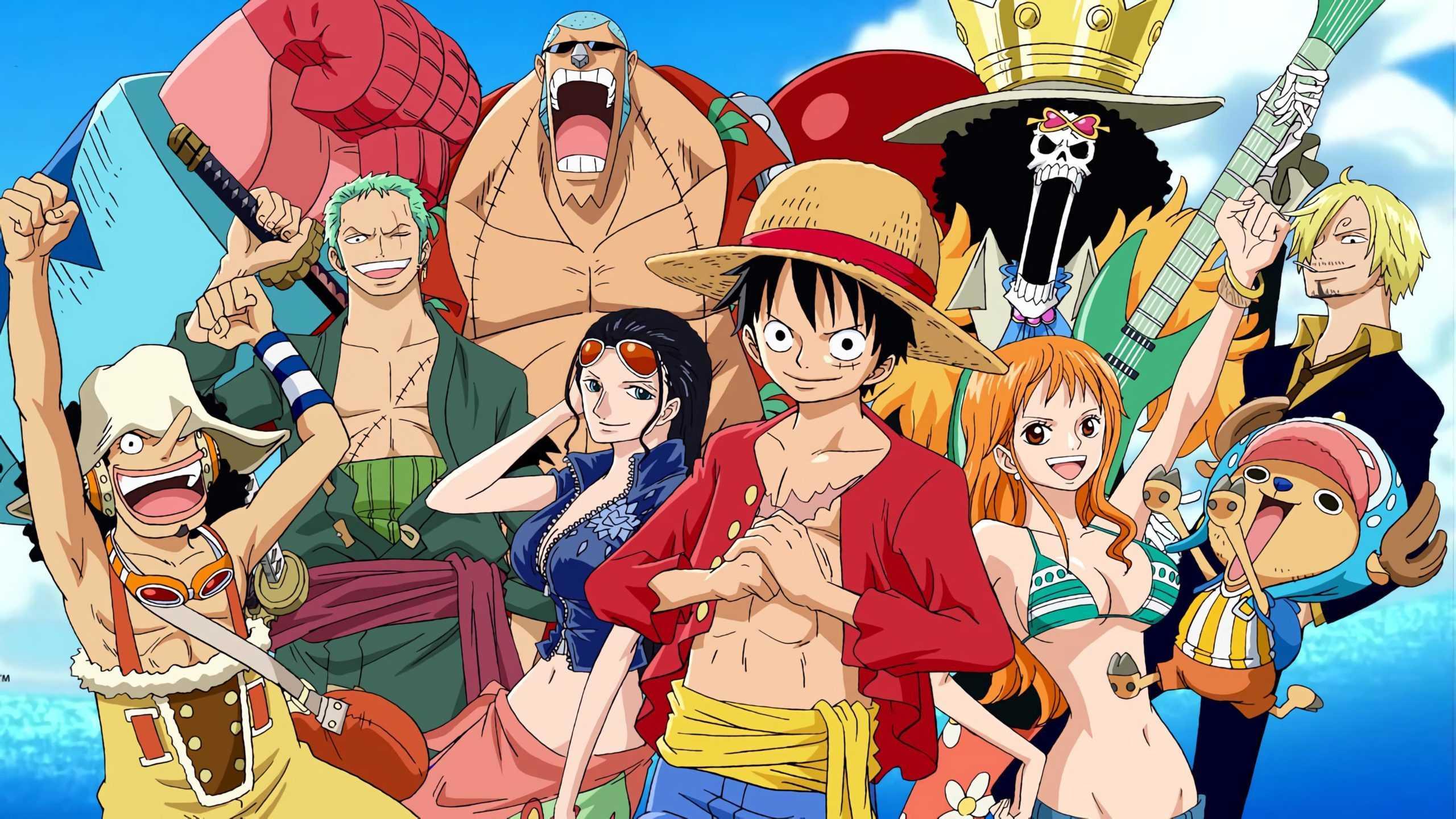 One Piece watch order